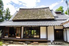 Japan  Osaka  Takenouchi-Kaidou    大阪 竹内街道 国登録文化財 大道旧山本家住宅